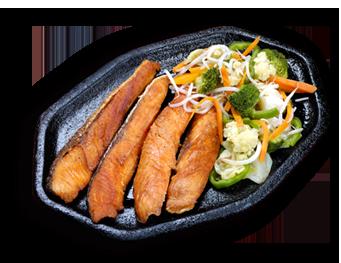Teppanyaki de atum