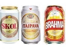 Cervejas - lata 350 ml