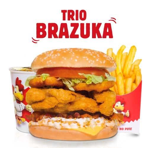Trio brazuka