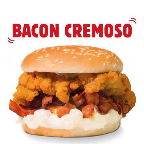 Bacon cremoso