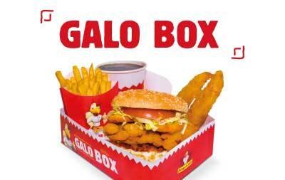 Galo chefe box
