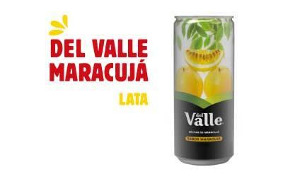 Suco dell vale lata - maracujá