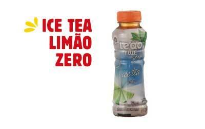 Ice tea - limão zero