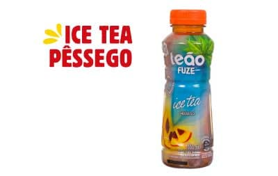 Ice tea - pêssego