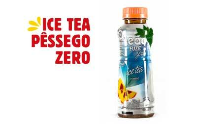 Ice tea - pêssego zero
