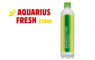 Aquarius fresh 510ml