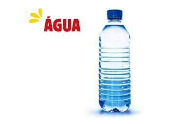 Água mineral - garrafa sem gás