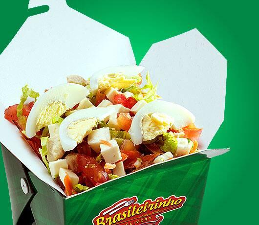 Salada brasileirinho - box padrão média de 500 gramas