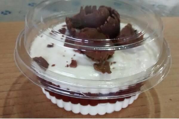 Tortinha Ninho Trufado