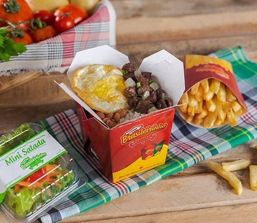 Box pf do brasil - carne
