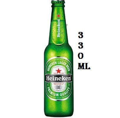 Cerverja Heineken long neck