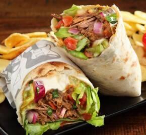 Burrito del cheff