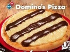 Pizza brotinho dois amores