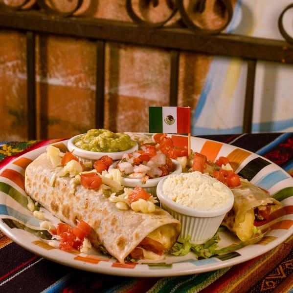 Monte seu Burrito - 2 unidades