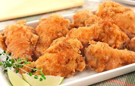 09- assa de frango frita ao alho