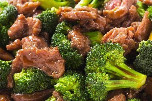 38-carne fatiada com brocolis