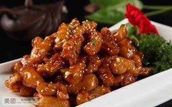 50- lombo agridoce(molho escuro com vingre chinesa)
