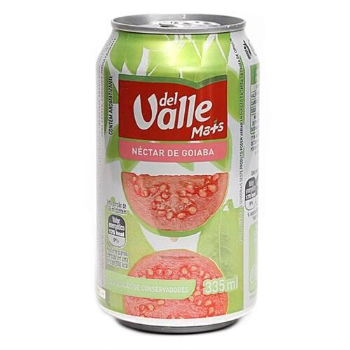 Suco Del Valle goiaba lata 290 ml