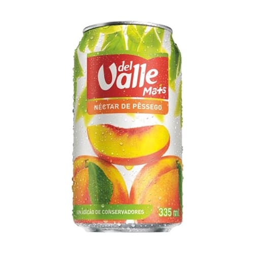 Suco Del Valle pêssego lata 290 ml