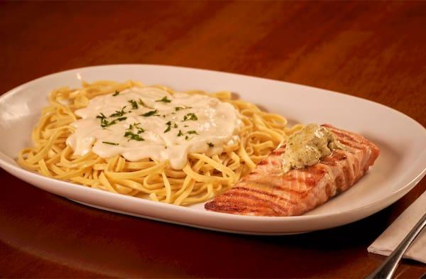 Salmon e Pasta (paulista)