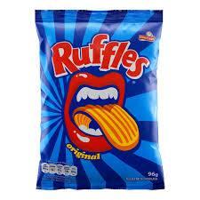 Batata Ruffles- Elma Chips