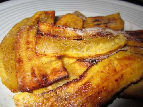 Banana frita -
