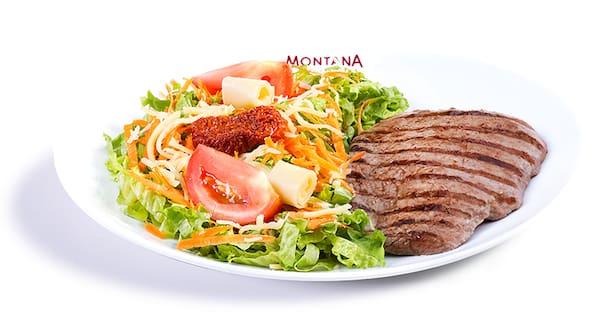 Top side c/salada
