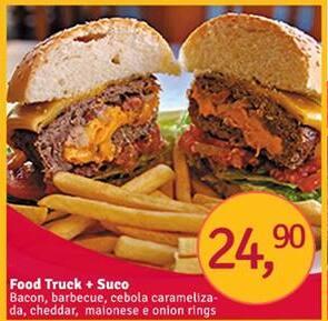 Lanche food truck