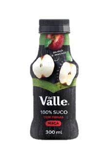 Del Valle 100% Maçã Garrafa 300 ml