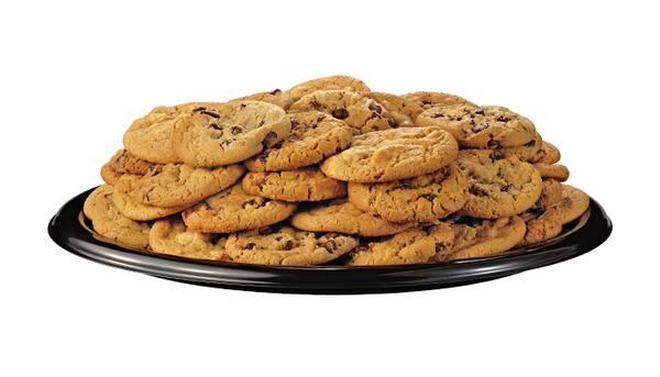 Kit com 36 cookies