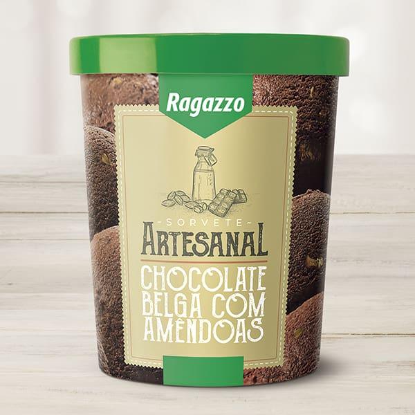 Sorvetes Artesanais 1l