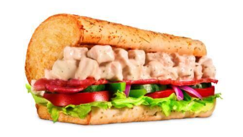 Sanduíche frango ranch -15cm