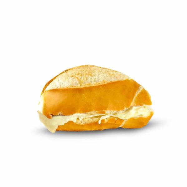 Mineirinho (pão de sal com queijo branco)