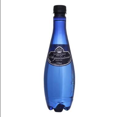 Água mineral acquissima sem gás 510 ml