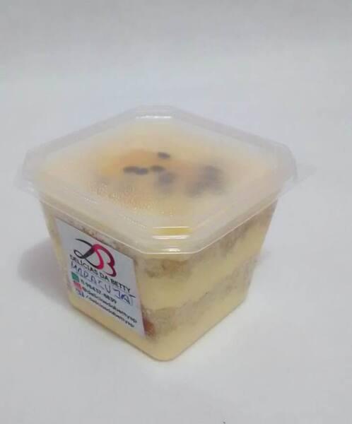 Bolo no pote mousse de maracujá (2 unidades disponiveis para compra)