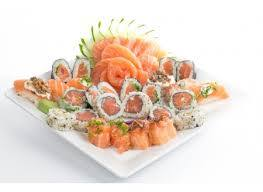 Combinado de salmão - 30 peças