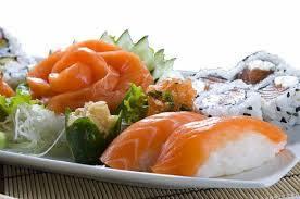 Combinado de salmão - 15 peças