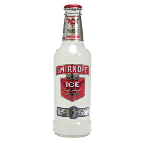 Comobo smirnof ice 6 und 275ml + cigarro