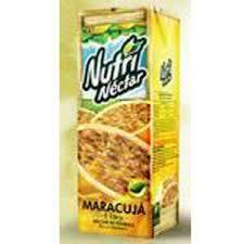 Nutri néctar  de maracujá 1 litro  .