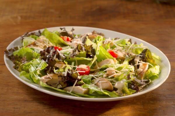 Salada caesar s/frango