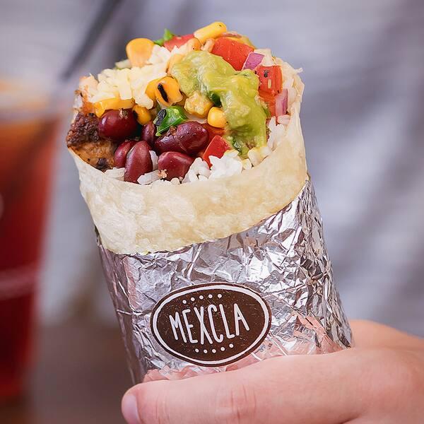Burritos com 50% de Desconto