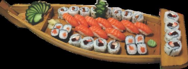 Sushi especial - 34 unidades