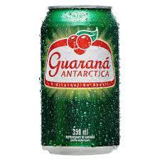 Guaraná lata