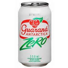Guarana zero lata