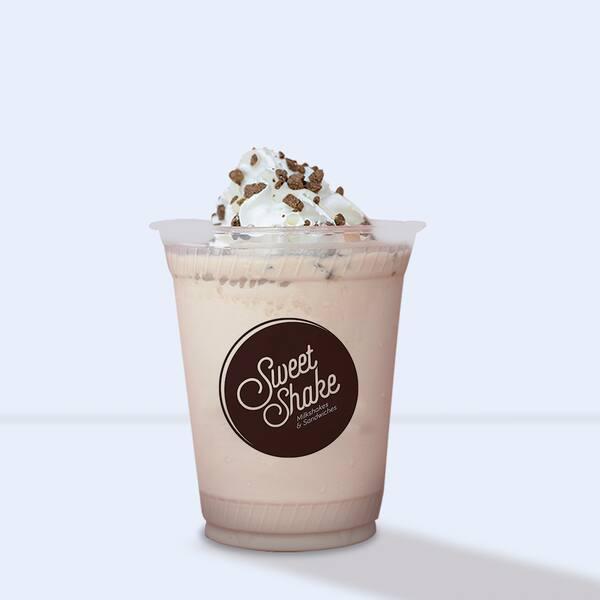Milkshake capuccino