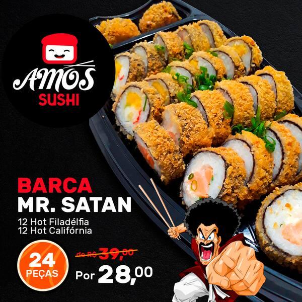 Mr. Satan (24 peças)