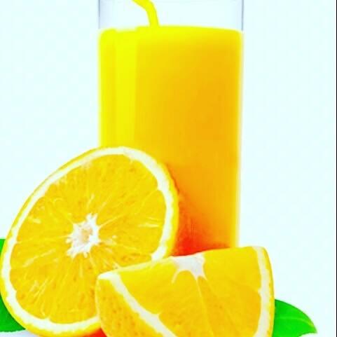 Suco natual de laranja