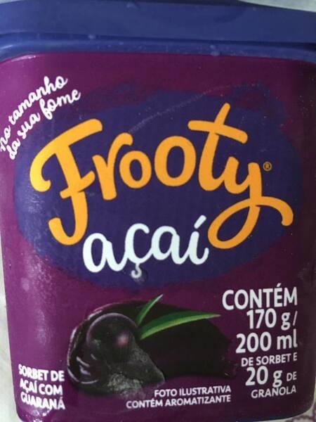 Açai frooty 200ml