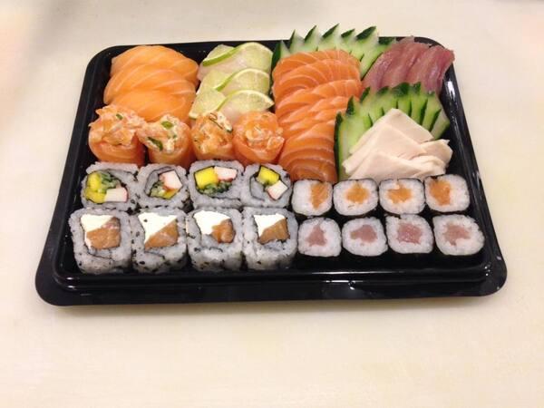Combinado Brazil Sushi
