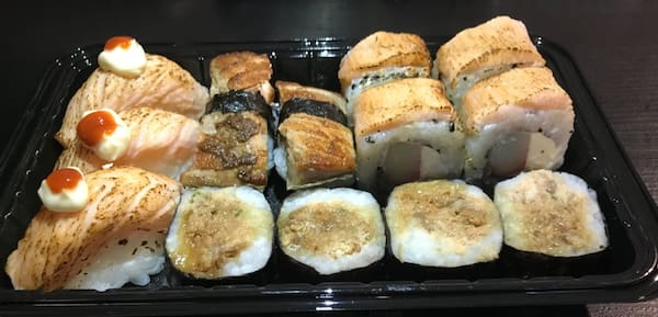 Combo Sushi Grill